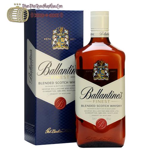 Rượu Ballantine Finest