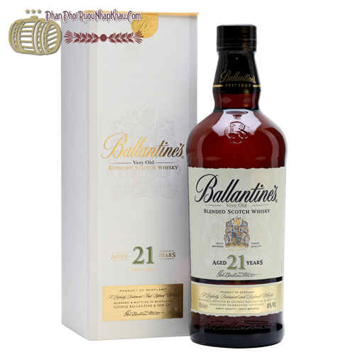 Rượu Ballantine's 21 Năm