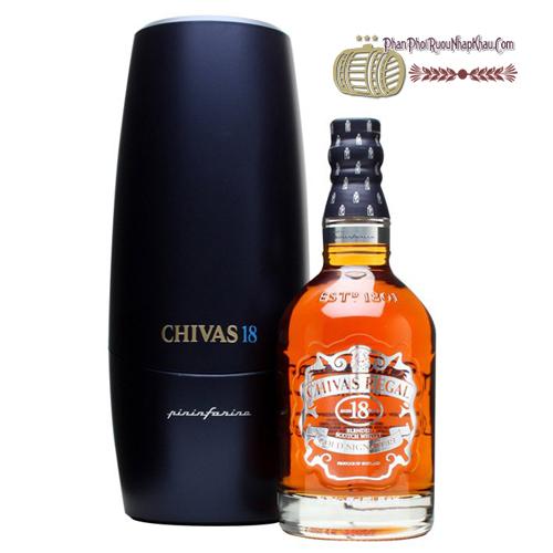 Rượu Chivas Regal 18 năm Pininfarina