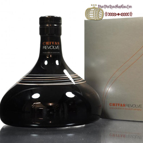 Rượu Chivas Revolve ( Đĩa )