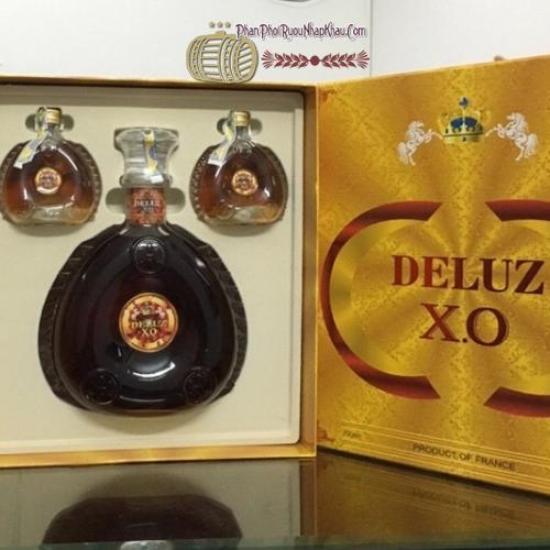 Rượu Deluz Xo hộp quà