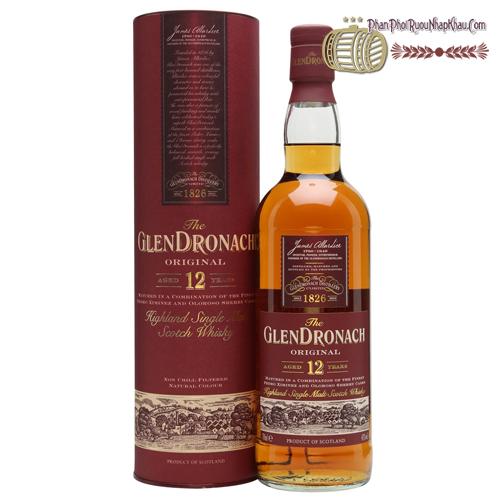 Rượu Glendronach 12 Năm