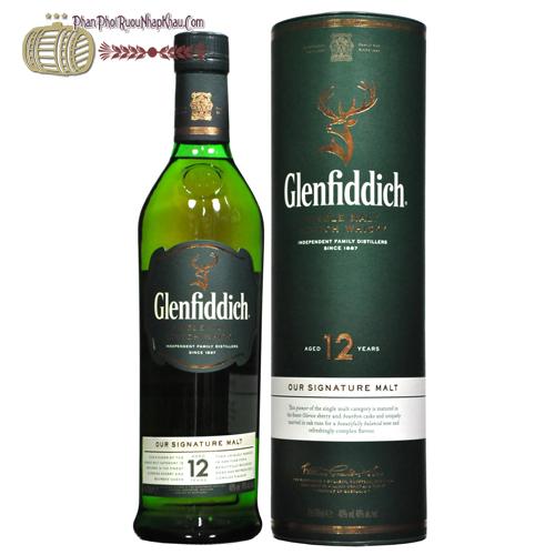 Rượu Glenfiddich 12 năm