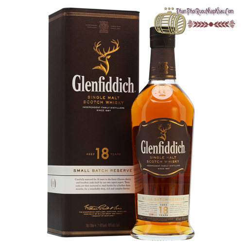 Rượu Glenfiddich 18 năm