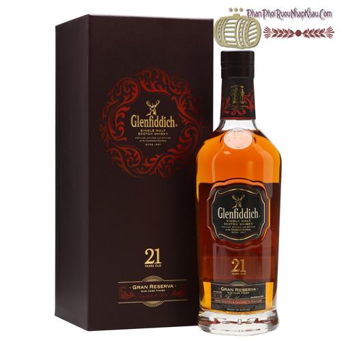 Rượu Glenfiddich 21 Năm - phanphoiruounhapkhau.com