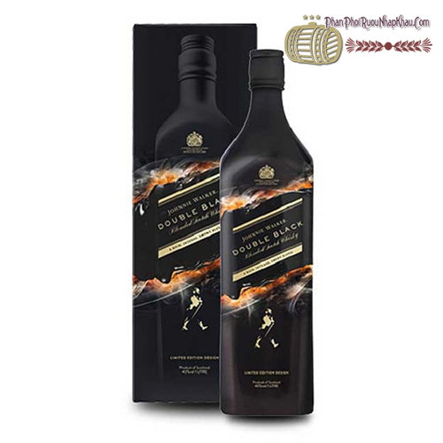 Rượu Johnnie Double Black