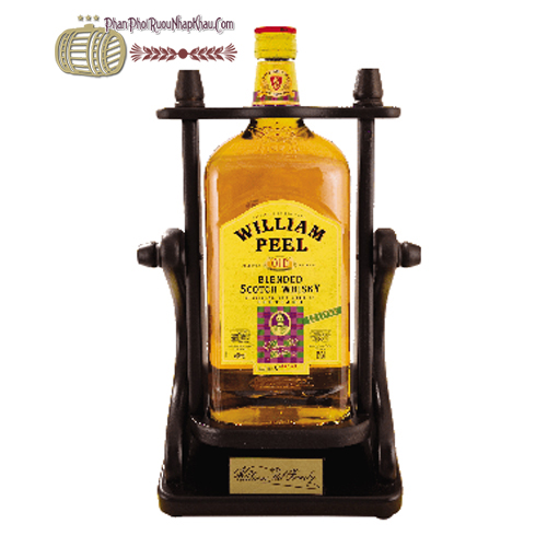 Rượu William Peel 1.5 lít