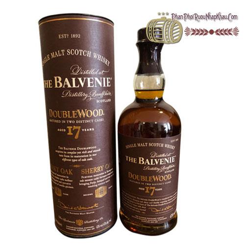 Rượu Balvenie 17 năm (yo) - phanphoiruounhapkhau.com