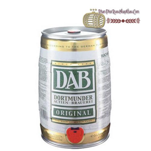 Bia DAB - 5000ml [PE] - phanphoiruounhapkhau.com