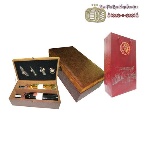 Hộp tặng quà da [HT] - phanphoiruounhapkhau.com