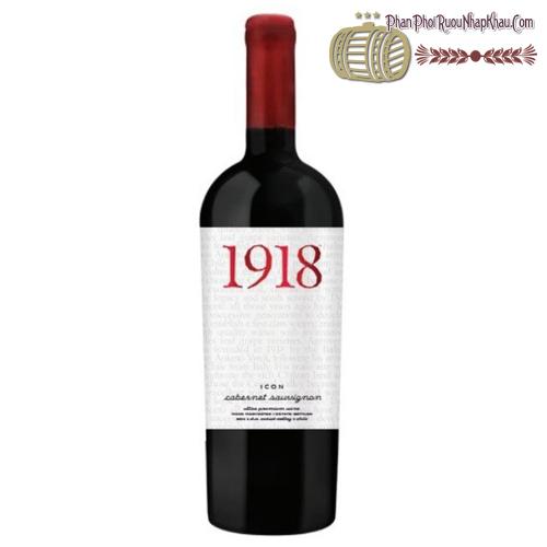 Rượu vang 1918 Icon Cabernet Sauvignon