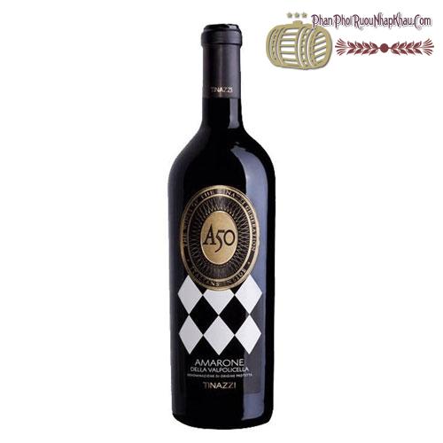 Rượu vang A50 Amarone Della Valpolicella 2010 - phanphoiruounhapkhau.com