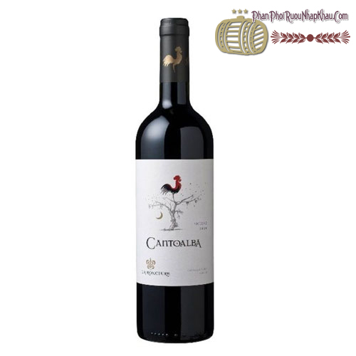 Rượu vang Cantoalba Carmenere 2015 - phanphoiruounhapkhau.com