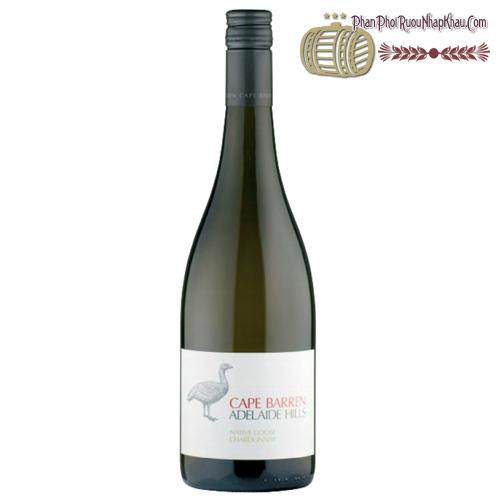 Rượu vang Cape Barren Adelaide Native Goose Chardonnay - phanphoiruounhapkhau.com