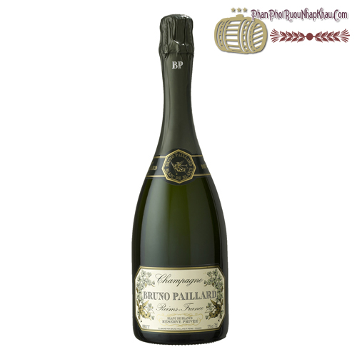 "Rượu vang Champagne Bruno Paillard Blanc de Blanc ""Reserve Privee"""