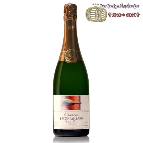 "Rượu vang Champagne Bruno Paillard Brut ""Assemblage"" - phanphoiruounhapkhau.com"