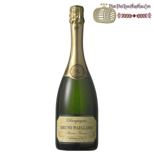 "Rượu vang Champagne Bruno Paillard Brut ""Premiere Cuvee"" - phanphoiruounhapkhau.com"