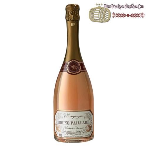 "Rượu vang Champagne Bruno Paillard Rosé ""Premiere Cuvee"" - phanphoiruounhapkhau.com"