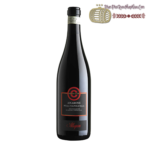 Rượu vang Corte Giara Amarone DOC - phanphoiruounhapkhau.com