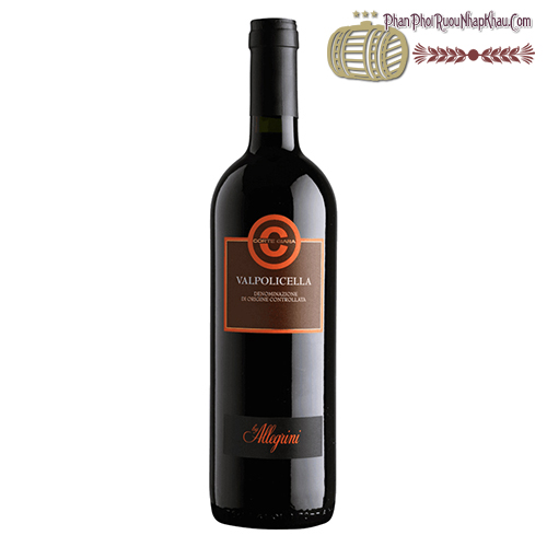 Rượu vang Corte Giara Valpolicella DOC - phanphoiruounhapkhau.com