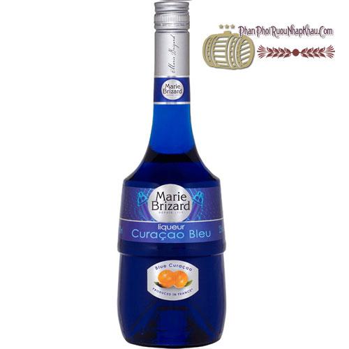 Rượu Curaçao Bleu [HT]