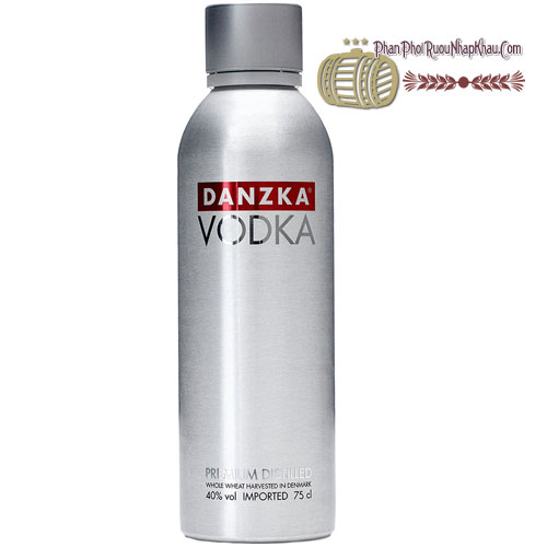 Rượu Danzka Vodka 1000ml [HT]