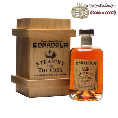 Rượu Whisky Edradour SFTC Sherry 2002