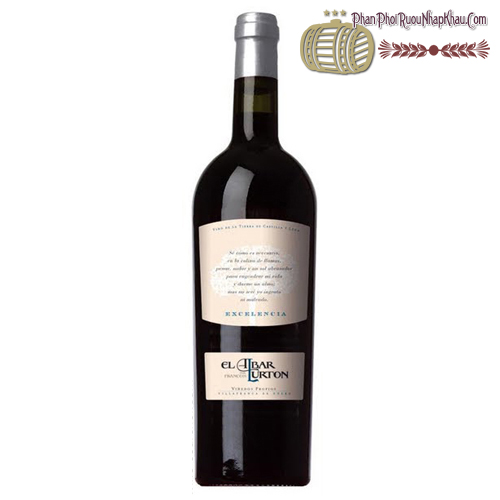 Rượu vang El Albar Lurton Excelencia - phanphoiruounhapkhau.com