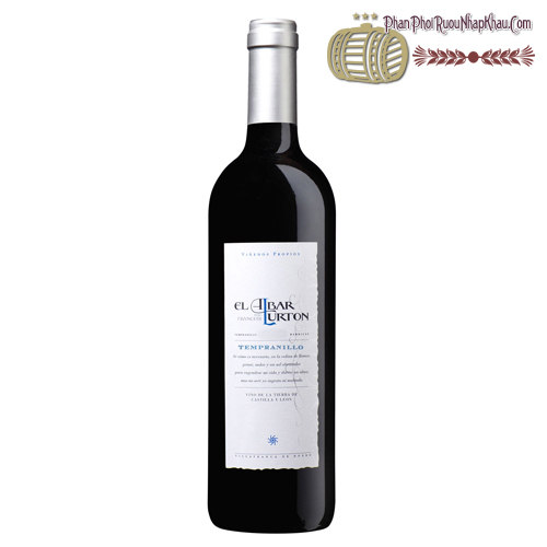Rượu vang El Albar Lurton Tempranillo - phanphoiruounhapkhau.com