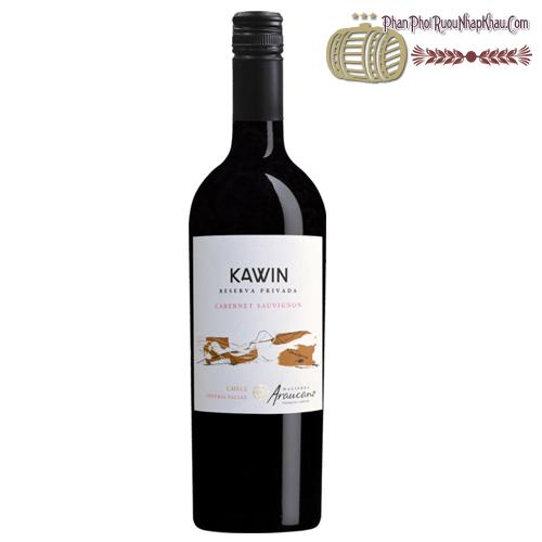 Rượu vang Kawin Reserva Privada Cabernet Sauvignon
