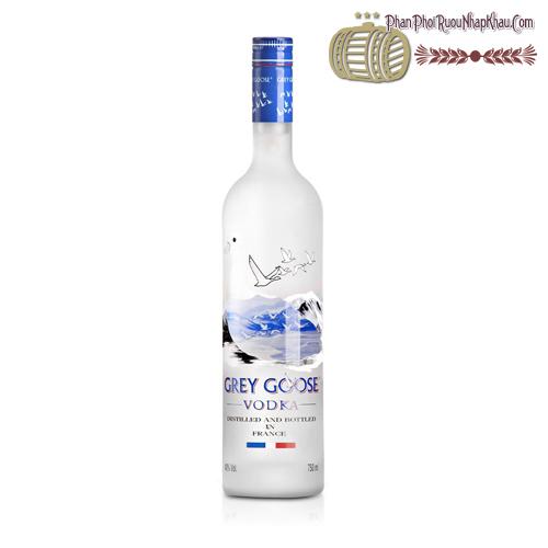Rượu Grey Goose 750ml - phanphoiruounhapkhau.com
