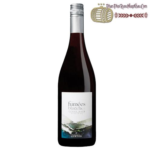 Rượu vang Les Fumées Blanches Pinot Noir - phanphoiruounhapkhau.com
