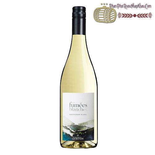 Rượu vang Les Fumées Blanches Sauvignon Blanc - phanphoiruounhapkhau.com