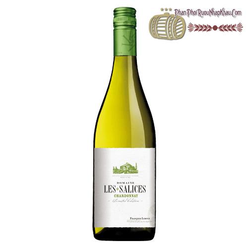 Rượu vang Les Salices Sauvignon Blanc - phanphoiruounhapkhau.com