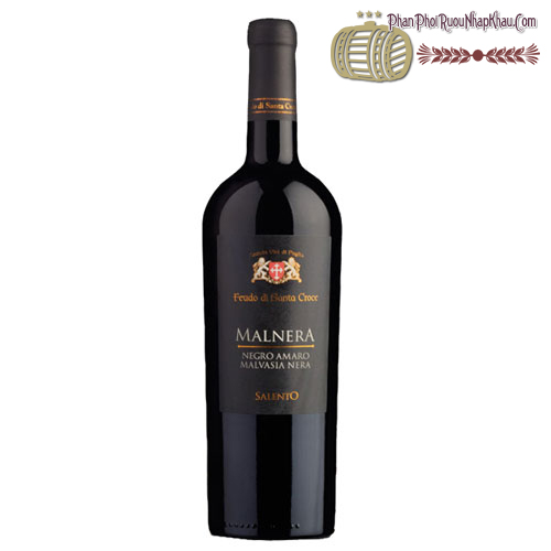 Rượu vang Malnera 2013 NegroAmaro Malvasia Nera Salento - phanphoiruounhapkhau.com