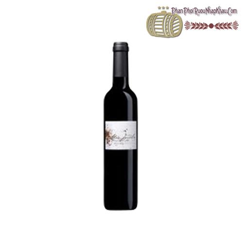 Rượu vang Mas Janeil Maury 500ml - phanphoiruounhapkhau.com
