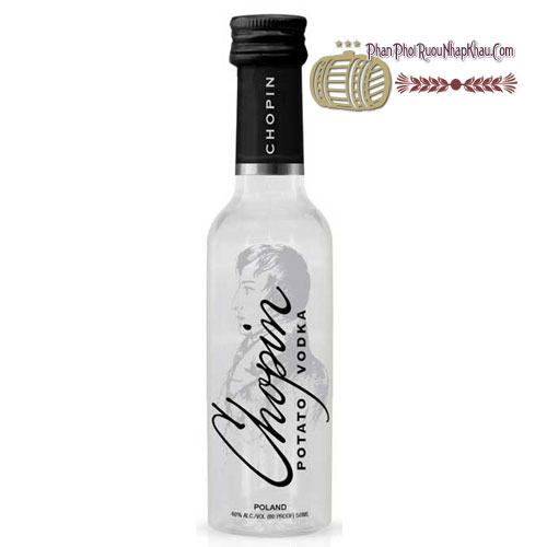 Rượu Miniature Chopin Rye 50ml [VA] - phanphoiruounhapkhau.com