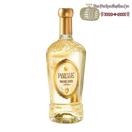 Rượu vang Moscato Perlage Dolce Pavia Fruit I.G.P