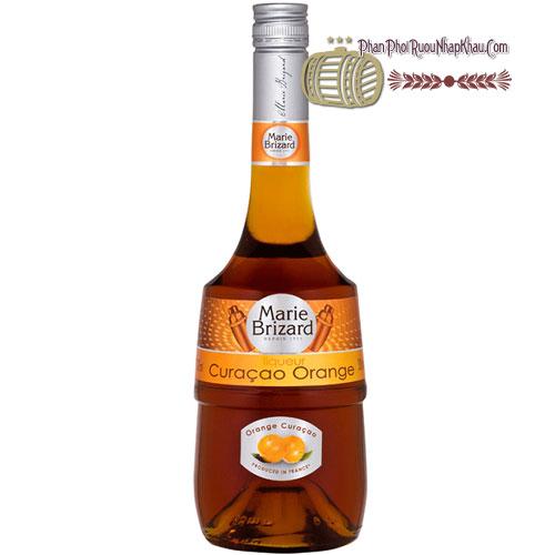 Rượu mùi Curaçao Orange [HT]