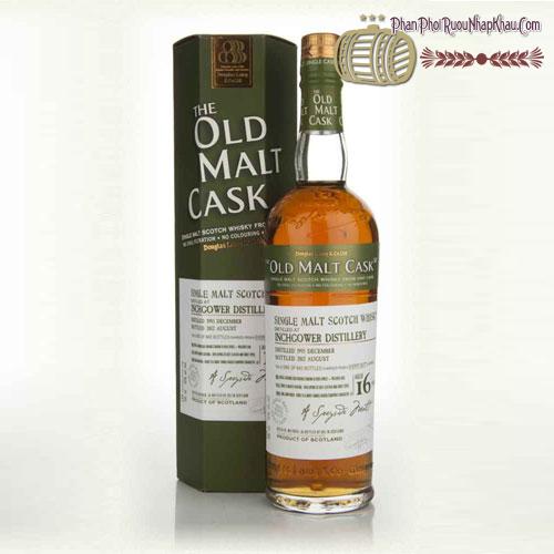 Rượu Whisky Old Malt Cask Inchgower 16 năm 1995 - phanphoiruounhapkhau.com
