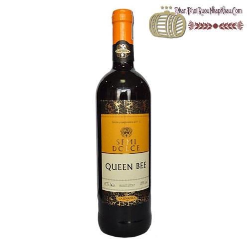 Rượu vang Queen Bee Casa Vinicola Caldirola - phanphoiruounhapkhau.com