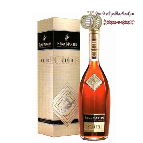 Rượu Remy Martin Club 3000ml [VA] - phanphoiruounhapkhau.com