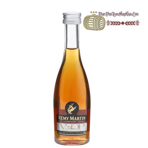 Rượu Remy Martin Vsop mini 50ml [VA] - phanphoiruounhapkhau.com