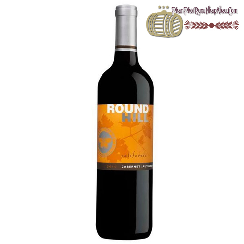 Rượu vang Round Hill California Cabernet Sauvignon - phanphoiruounhapkhau.com