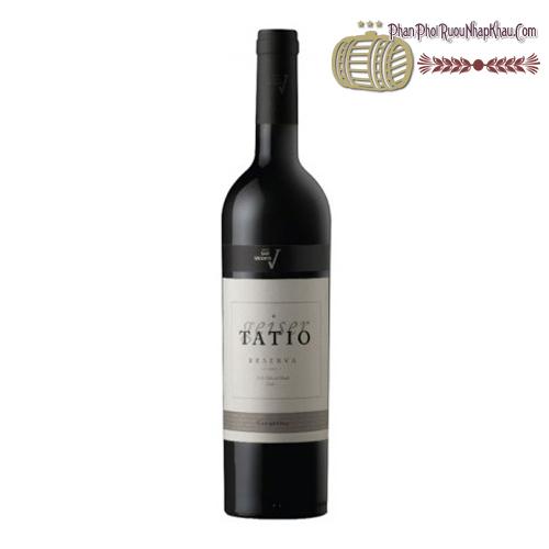 Rượu vang San Vicente Geiser Tatio Carmenere Reserve