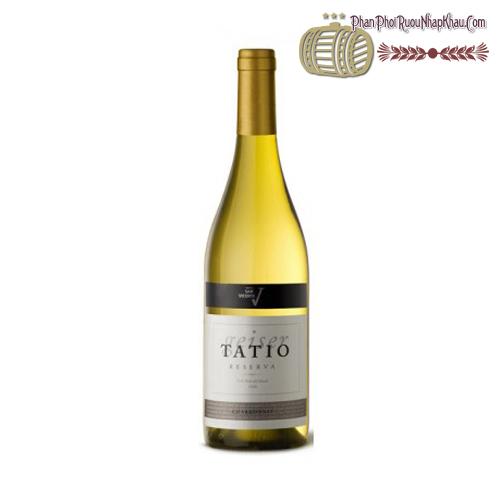 Rượu vang San Vicente Geiser Tatio Chardonnay Reserve