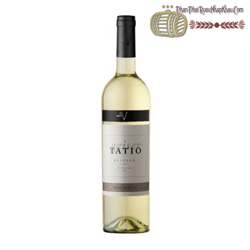 Rượu vang San Vicente Geiser Tatio Sauvignon Blanc Reserve
