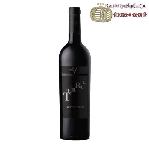 Rượu vang San Vicente Viento Terral Ensamblaje Premium 1500ml