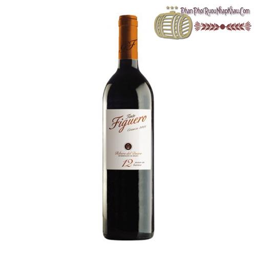 Rượu vang Tinto Figuero 12 Crianza 1.5L - phanphoiruounhapkhau.com