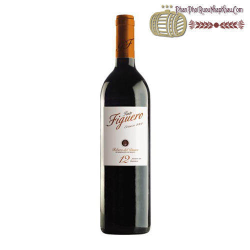 Rượu vang Tinto Figuero 12 Crianza - phanphoiruounhapkhau.com